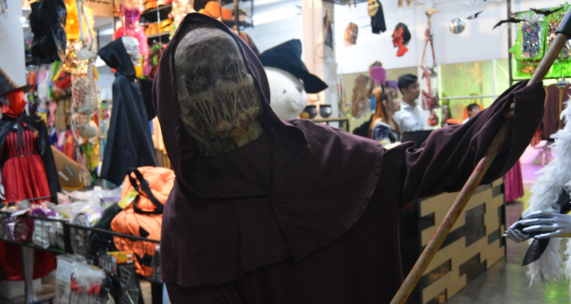 Soft Opening Party Point, Tawarkan Ribuan Cosplay Superhero hingga Halloween