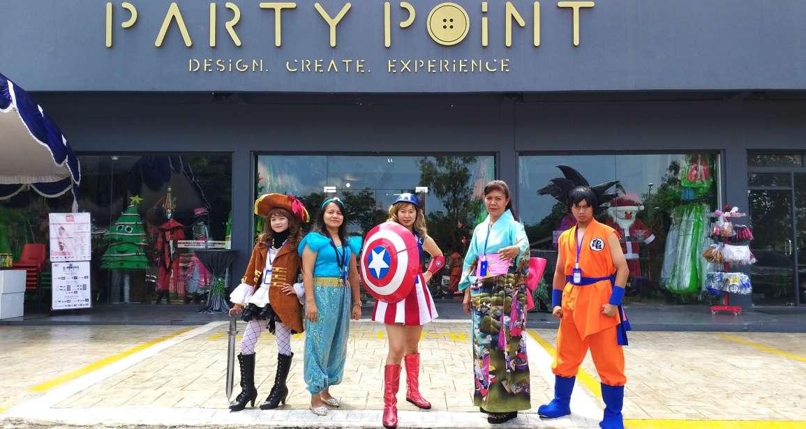 Semarakkan Hari Jadi Batam, Party Point Gelar Bazar dan Diskon Hingga 50 Persen